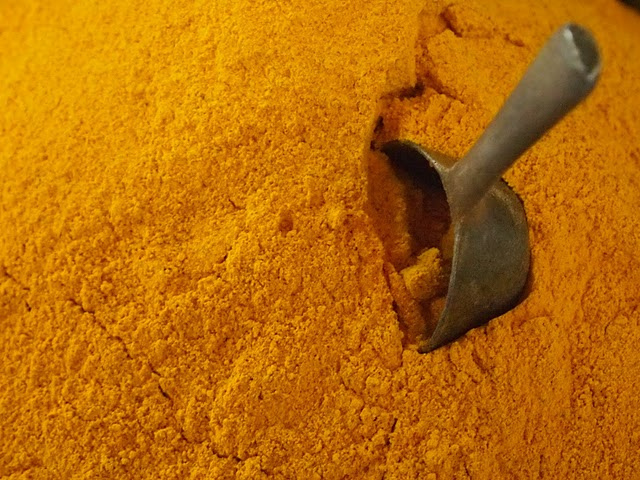 """""""Powdered Turmeric Spice"""" by Cherrie Rhodes"""