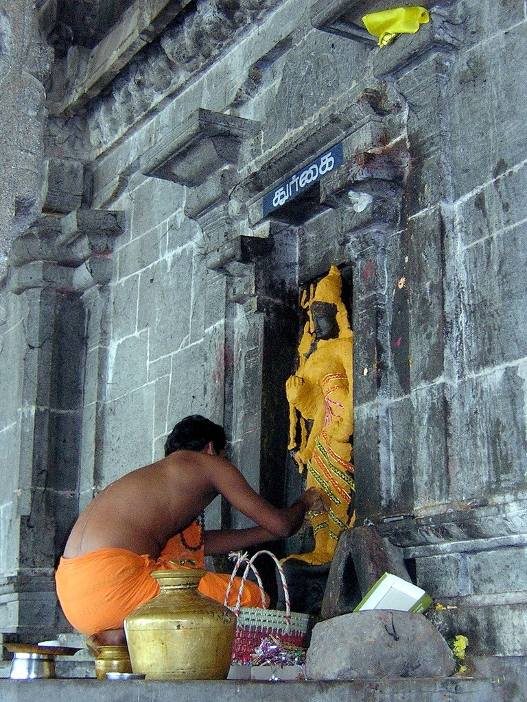 """""""Anointing with Turmeric"""" by >S@TS<"""