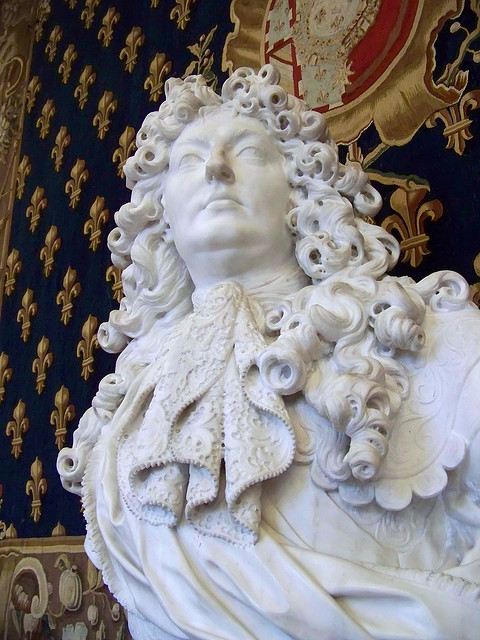 """Louis XIV of France"" by Eusebius@Commons"