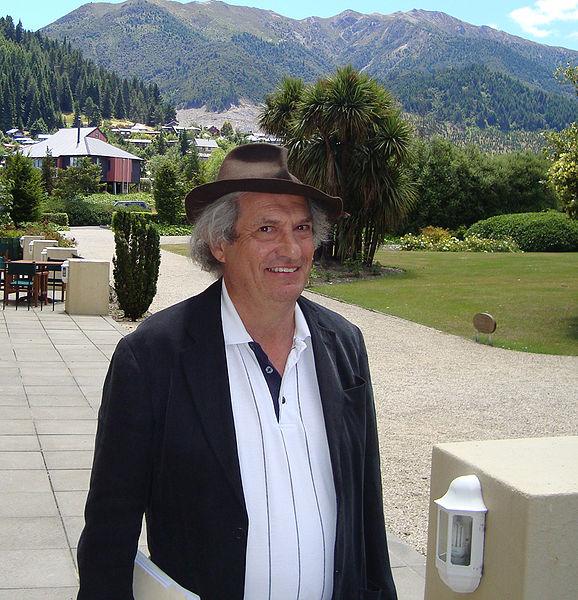 """Professor of Statistics and Mathematics Persi Diaconis"", picture by Persi Diaconis"