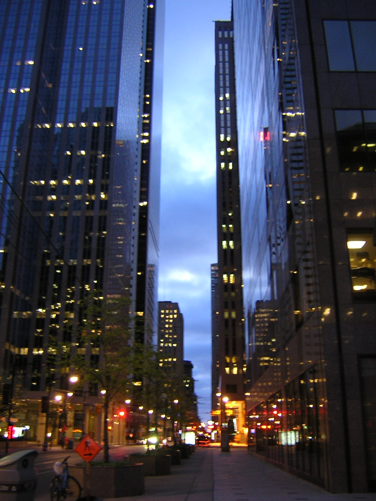 """TorontoHenge April 2012 Before Dawn"", image by Mike DeHaan"