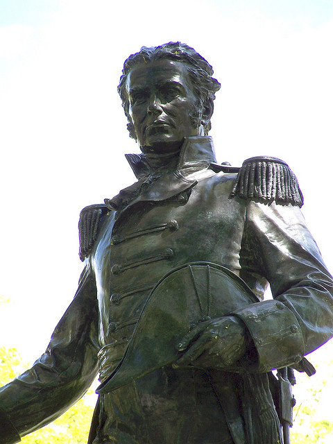 &quot;Colonel John Graves Simcoe&quot; image by Wanda G (Wanda Gould)