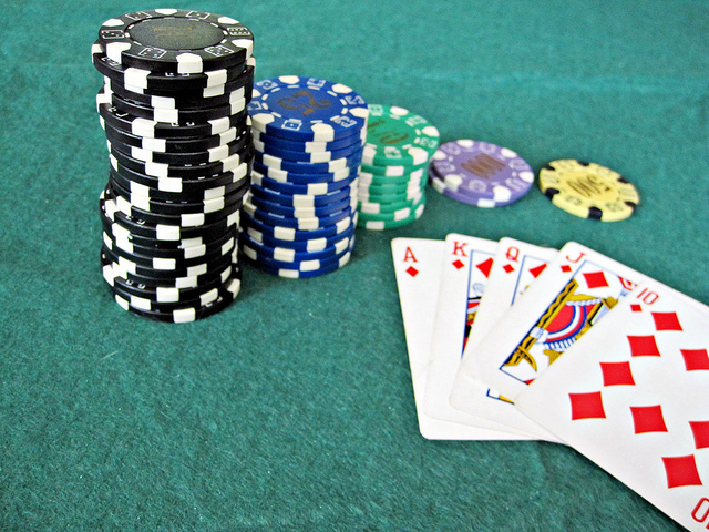 """""""One in a Billion Poker Hand"""" : Image by Images_of_Money"""