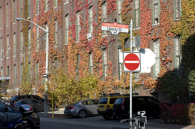 """Liberty Street in Liberty Village in Toronto"" image by The City of Toronto"