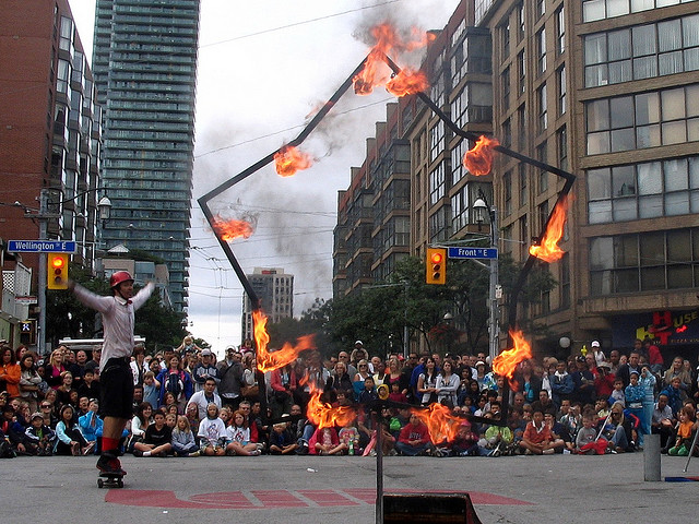 What's New at Toronto Buskerfest 2015