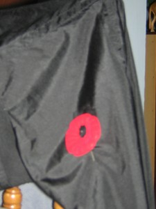 """Poppy for Remembrance Day 2014"" image by Mike DeHaan"