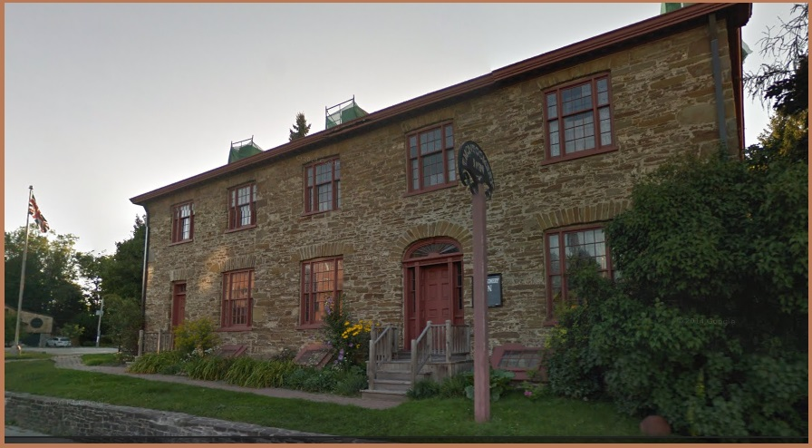 """Montgomery's Inn Museum in Toronto"" image by Mike DeHaan via Google Maps"
